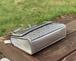 Tory Burch Fleming Metallic Convertible Shoulder Bag image 2