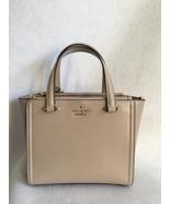 Kate Spade mini Kona Patterson Drive beige Crossbody Handbag  - $139.00