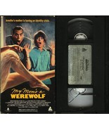 MY MOM'S A WEREWOLF SUSAN BLAKELY PRISM VIDEO VHS HTF - $19.95