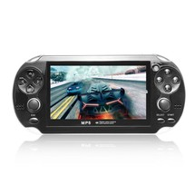 Game Console 4 Screen 3 Inch Handheld Games Free 8gb Retro Xgody X7 Port... - $40.07+
