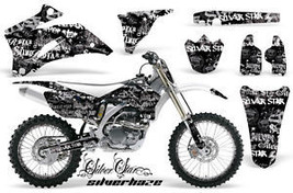 Amr Racing Sticker Background Graphic Decal Yamaha Yz450 Yz Yz250 F 06 09 Shwbgk - $279.85
