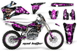 Amr Racing Sticker Background Graphic Decal Yamaha Yz450 F Yz Yz250 F 06 09 Mhksi - $279.85