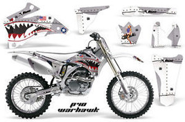 Amr Racing Sticker Number Plate Graphic Decal Yamaha Yz450 F Yz250 F 06 09 Pwwbgs - $279.85