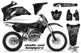Amr Racing Sticker Number Plate Graphic Decal Yamaha Yz450 F Yz Yz250 F 06 09 Hshk - $279.85