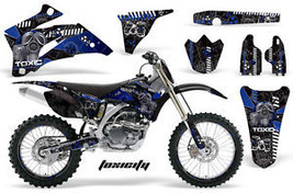 Amr Racing Sticker Number Decal Graphic Decal Yamaha Yz450 Yz Yz250 F 06 09 Tubgk - $279.85