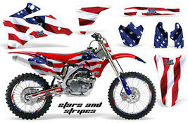 Amr Racing Sticker Number Decal Plate Graphic Decal Yamaha Yz450 Yz250 F 06 09 Ss - $279.85