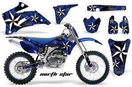 Amr Racing Sticker Number Plate Graphic Decal Yamaha Yz450 F Yz Yz250 F 06 09 Nsu - $279.85