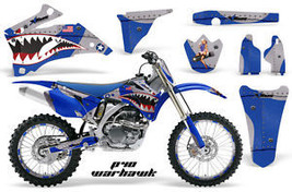 Amr Racing Sticker Number Plate Graphic Decal Yamaha Yz450 F Yz Yz250 F 06 09 Pwu - $279.85
