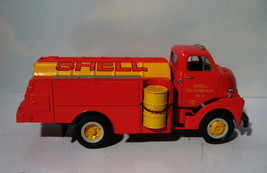 ~ Shell Oil 1952 GMC Cabover - First 1st Gear - Gasoline Tanker Truck 29... - $28.50