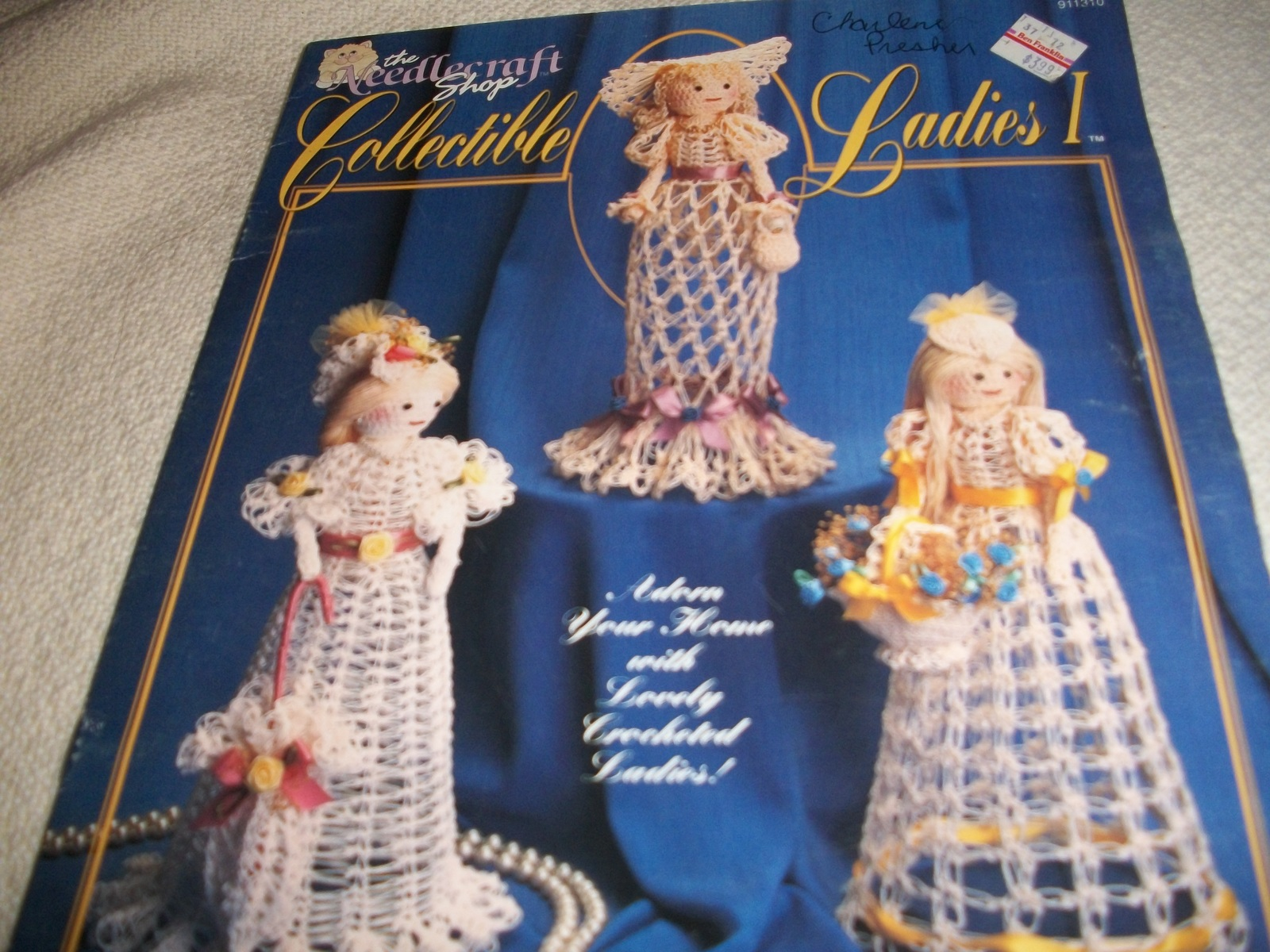 Primary image for Crochet Dolls Pattern