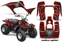 Yamaha Breeze 125 Graphics Sticker Kit AMR Racing ATV Quad Decal 89-07 W... - $169.95