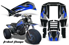 Yamaha DX225 Shaft AMR Racing Graphics Sticker Kits ATV DX 225 DECALS 83... - $159.95