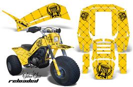 Yamaha DX2250 3 Wheeler Graphic Kit DX 225 Shaft AMR Racing Parts Decals... - $169.95