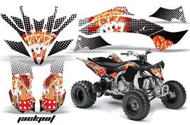 Yamaha YFZ 450 AMR Racing Graphics Sticker YFZ450 Kit 09-13 Quad ATV Dec... - $168.25