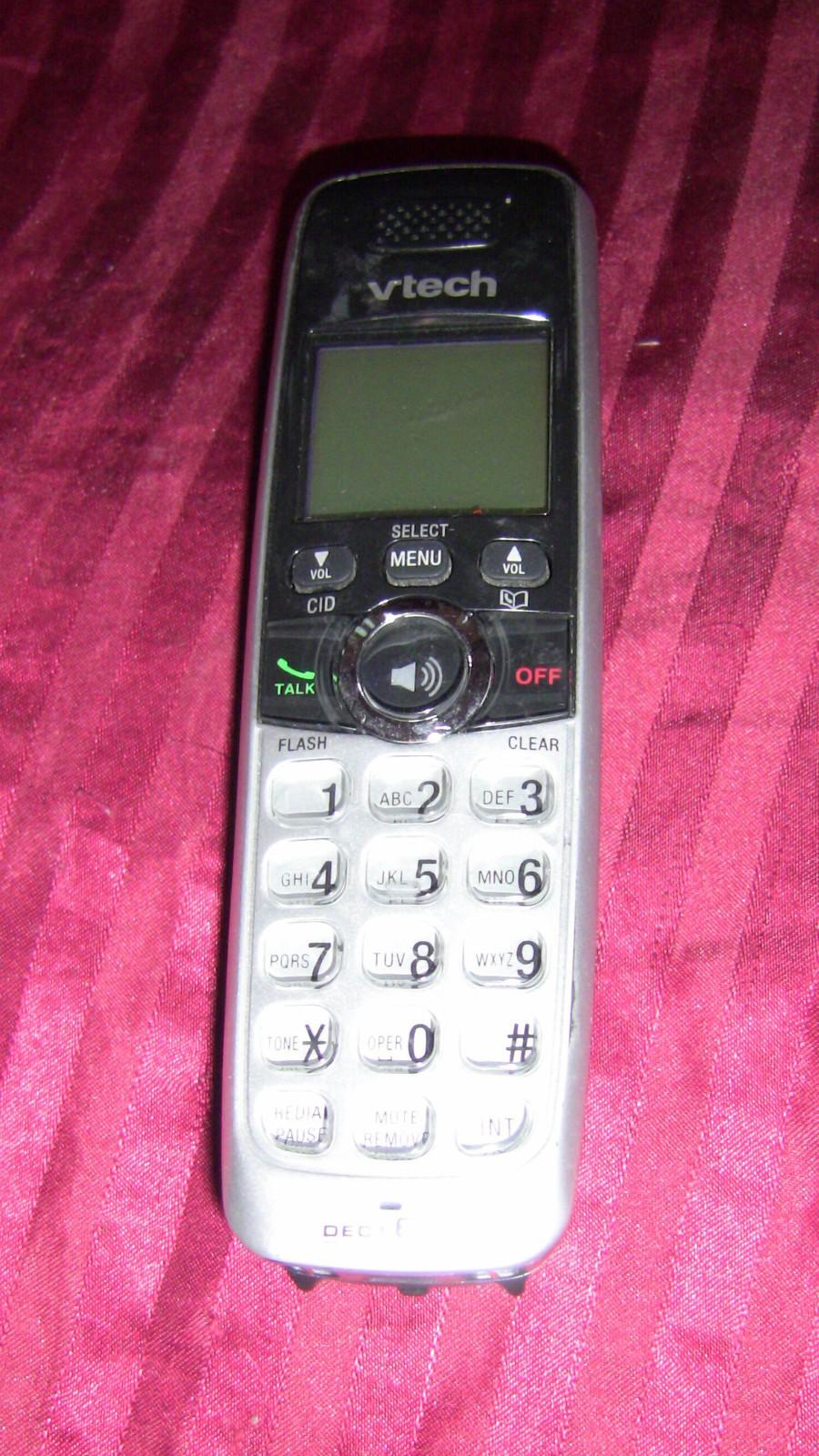 0ce1e87c42a Vtech CS6409 Accessory Handset for CS6429-2 and 50 similar items