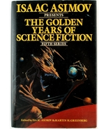 Isaac Asimov The Golden Years of Science Fiction Fifth Series Anthology - $9.00