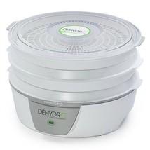 Electric Food Dehydrator Presto Trays Jerky Fruit Roll Dried Vegetables ... - $58.89