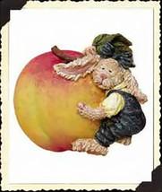 """Boyds Bears Fridgewear """"Myrtle Mae Peachiebeary"""" #26904-Resin Magnet-New... - $12.99"""
