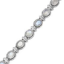 """8"""" Rainbow Moonstone Bracelet image 2"""