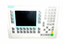 SIEMENS 6AV6 542-0CA10-0AX0 SIMATIC PANEL 6AV65420CA100AX0 USED