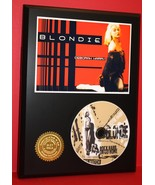 BLONDIE DEBBIE HARRY LIMITED EDITION PICTURE CD DISC COLLECTIBLE RARE  - $60.95