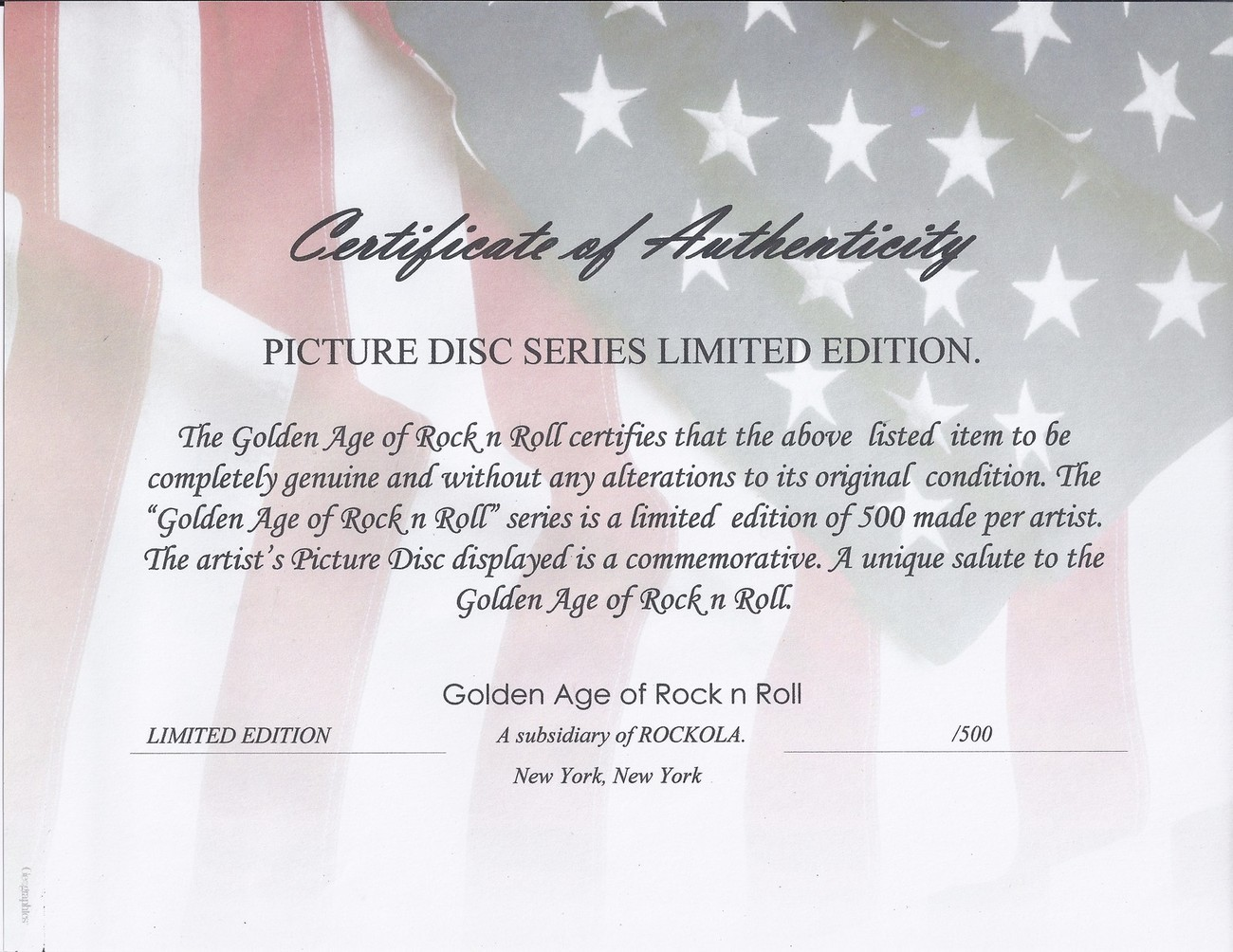 DEATH CAB FOR CUTIE LTD EDITION PICTURE CD COLLECTIBLE AWARD QUALITY DISPLAY