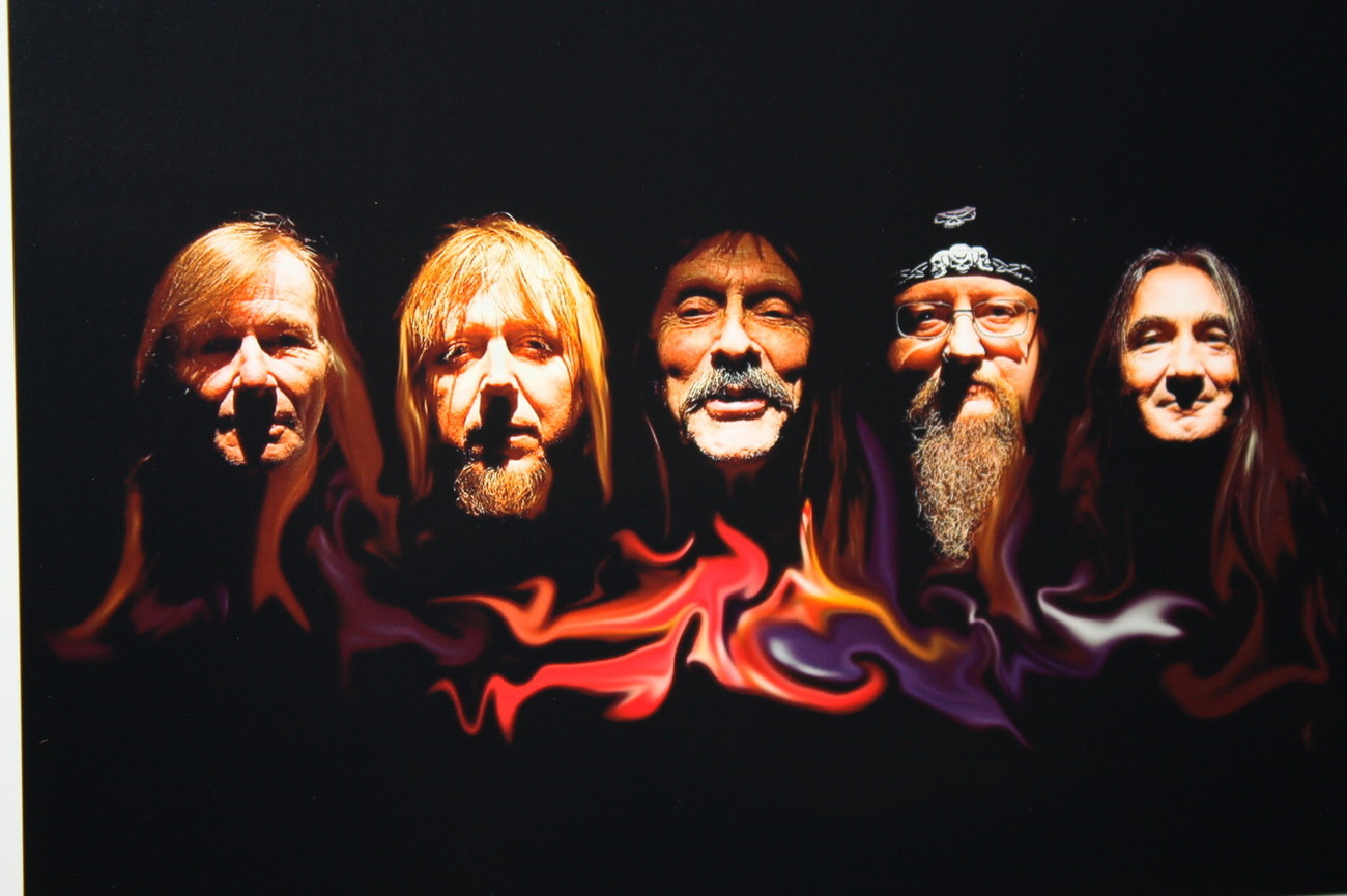 HAWKWIND  LIMITED EDITION PICTURE CD DISC COLLECTIBLE RARE GIFT WALL ART