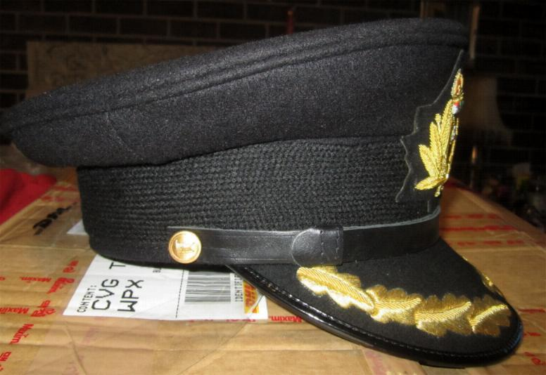 ed71980d90202 White Star Line Titanic Captain Smith Hat and 50 similar items