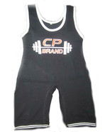 NEW CP COLUMBIA BRAND WRESTLING POWER LIFTING SINGLETS ALL SIZES FREE SH... - $30.24