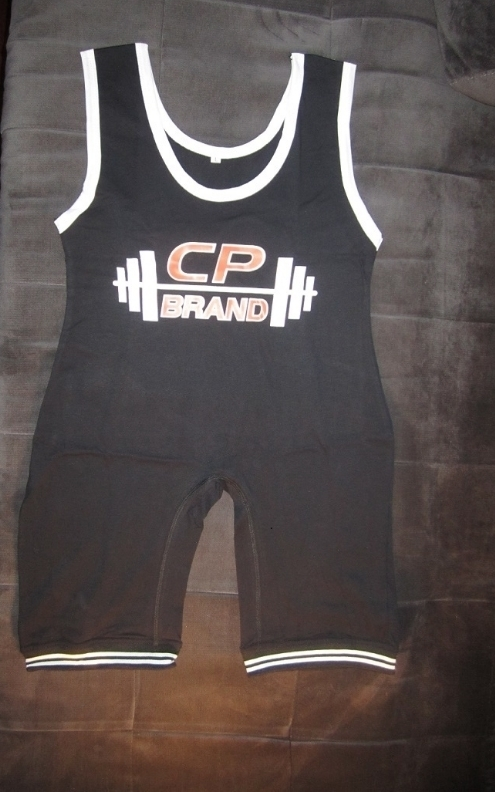 NEW CP COLUMBIA BRAND WRESTLING POWER LIFTING SINGLETS  MEDIUM  SMALL SIZES FREE