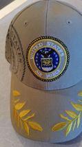 US Air Force emblem & shadow on a Tan ball cap  - $20.00