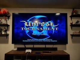 Unreal Tournament Sega Dreamcast  - $14.00