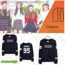 Kpop MAMAMOO Sweatershirt [ Hello ] Unisex Hoodie WheeIn Solar Pullover ... - $11.15