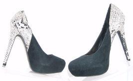 5M platform 'Boa' snake black Kollection on print 6 slip Kardashian heel 0pqvP