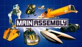MAIN ASSEMBLY    PC Steam Game US Region (KEY ONLY!) - $2.95