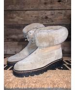 Blondo AquaProtect shearling winter boots 8 - $53.46