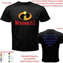 Incredibles 2 3 Shirt All Size Adult S-5XL Youth Toddler - $20.00+