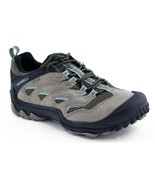 Womens Merrell Chameleon 7 Limit Hiking Shoes - Dusty Olive Size 9 [J12774] - $96.99