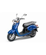 2004-2009 Yamaha Vino 125  Scooter Service Repair Manual CD -- YJ125S YJ - $12.00