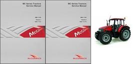 McCormick MC Series Tractor Repair Service Workshop Manual CD -- MC 100 115 130 - $12.00
