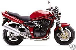 96-04 Suzuki GSF1200 Bandit Service Repair Manual CD --   GSF 1200 - $12.00