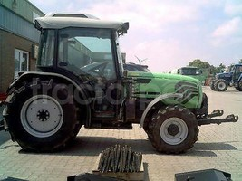 Deutz Fahr Agrocompact F60 70F3 70F4  F80 F90 Tractor Repair Service Manual CD - $12.00