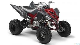 06-08 Yamaha YFM700R Raptor 700 ATV Service Repair & Parts Manual CD - YFM 700R - $12.00