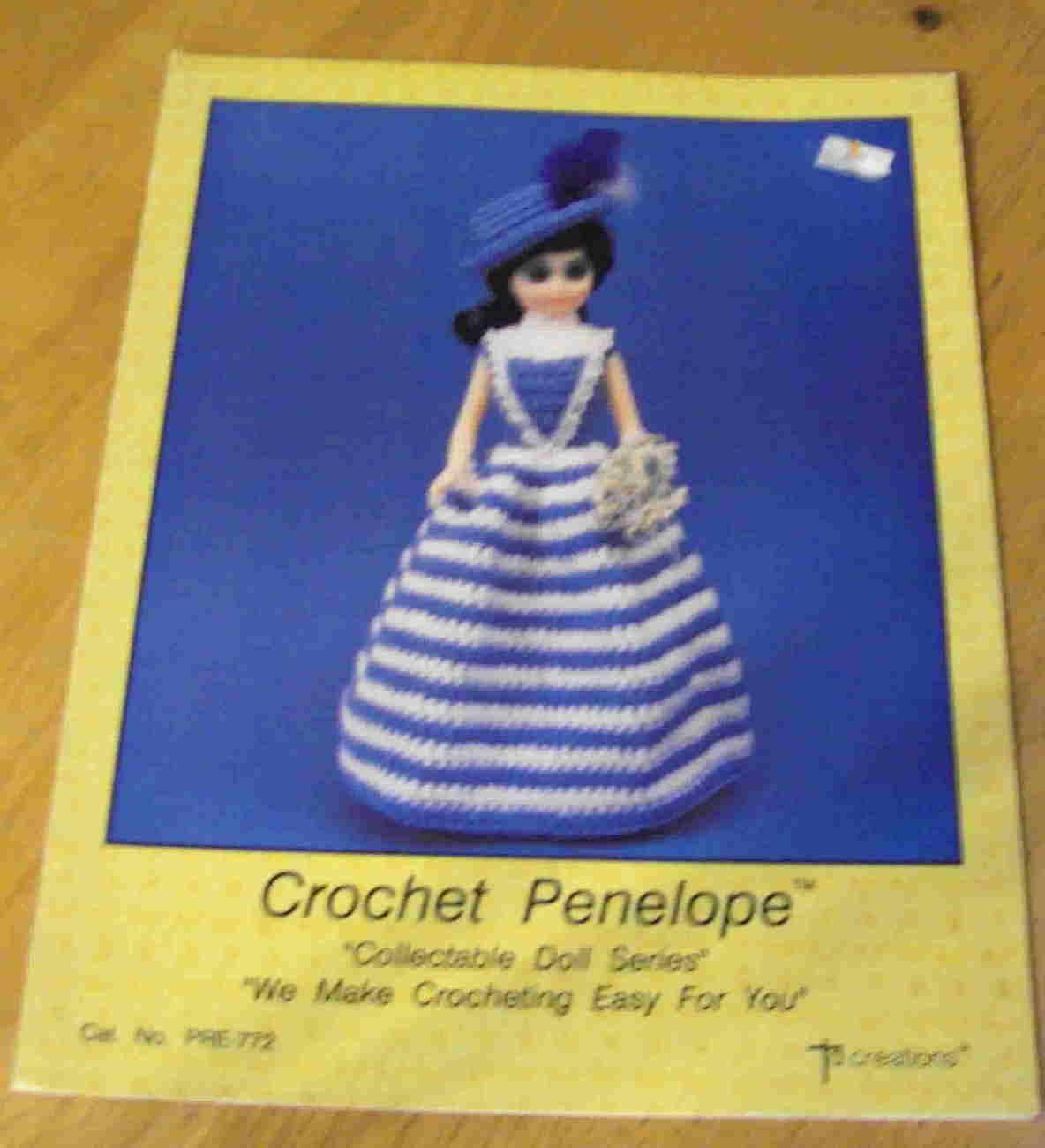 Crochet penelope