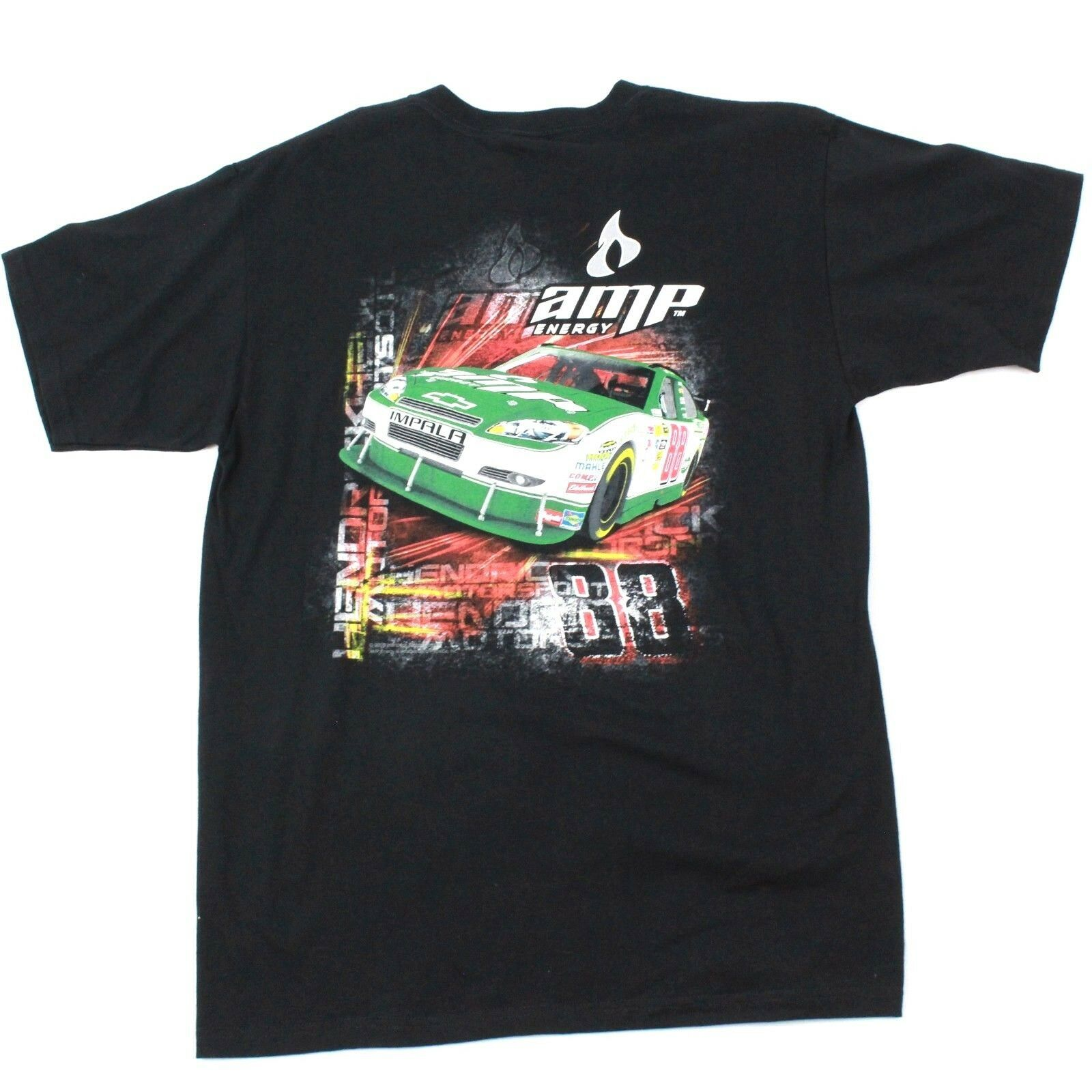NEW DALE JARRETT T SHIRT LOWES RACING #88 NASCAR L NWT