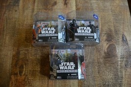 Star Wars Droid Factory Action Figure Luke R2-D2 Vader K-3PX Solo R-3P0 ... - $38.52