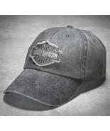 Men's Harley Davidson Frayed Bar & Shield Logo Cap - $28.22