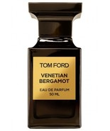 VENETIAN BERGAMOT by TOM FORD 5ml Travel Spray Cedar Sandlewood Citrus Perfume - $16.00