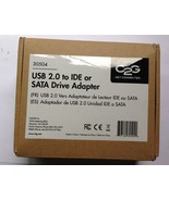 USB 2.0 to IDE of SATA Drive Adapter - $28.30