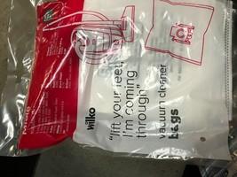 Wilko Vacuum Cleaner Bags J1-1-1 - $5.12